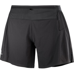 Salomon Lightning Pro Short Twinskin Femme, black